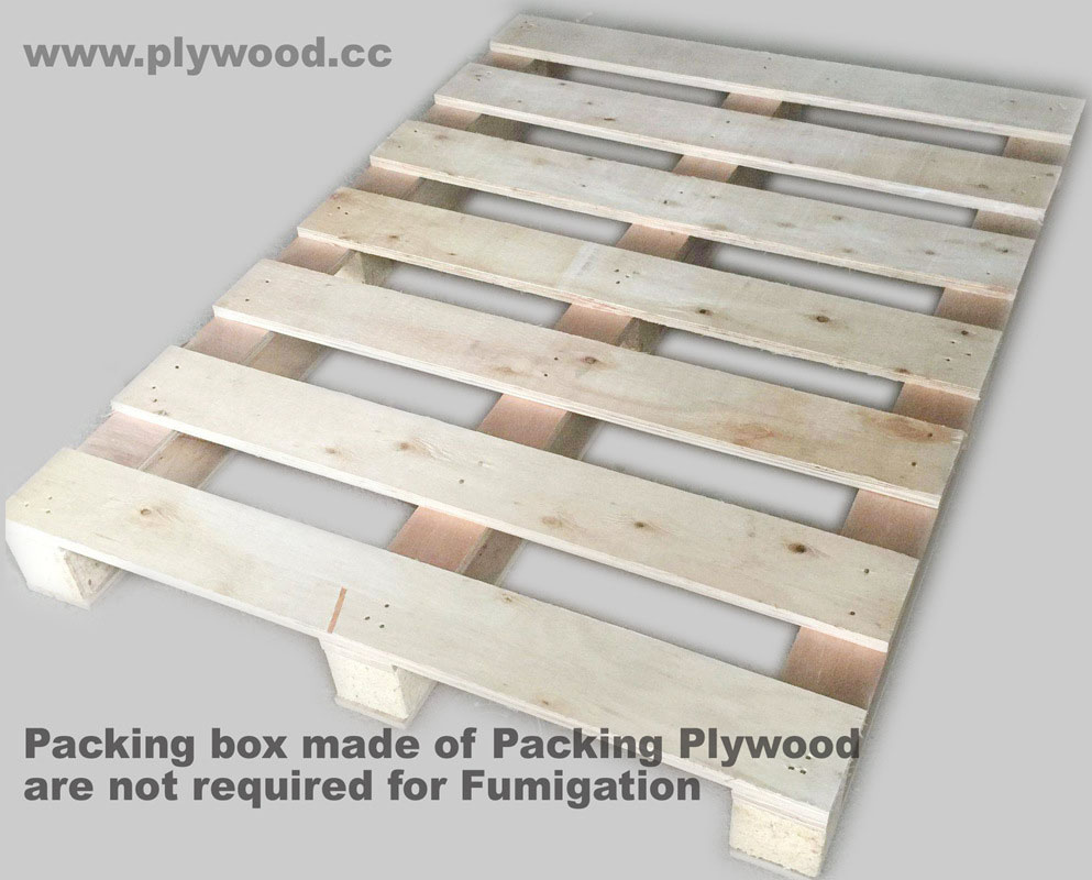 Why Plywood and Man-made Boards are Not required for Fumigation?